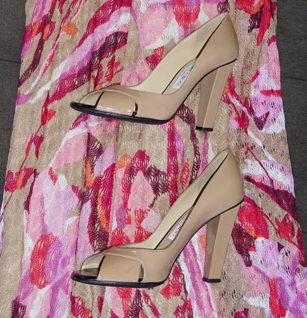 Jimmy Choo heels
