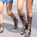 Gladiator styles