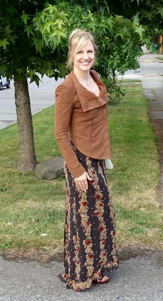 Janea's maxi dress #ootn - 4