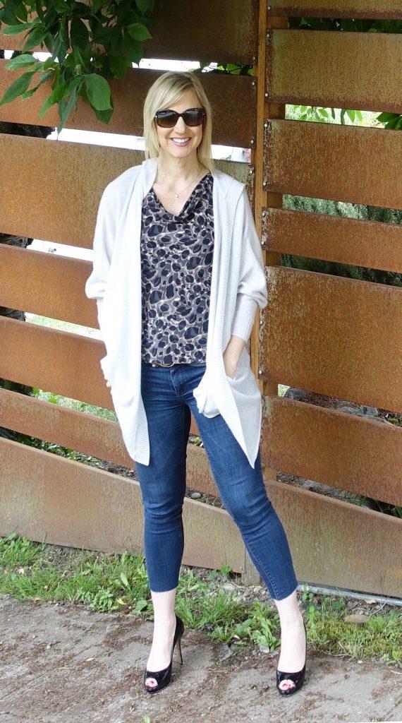 Janea's skinny jeans