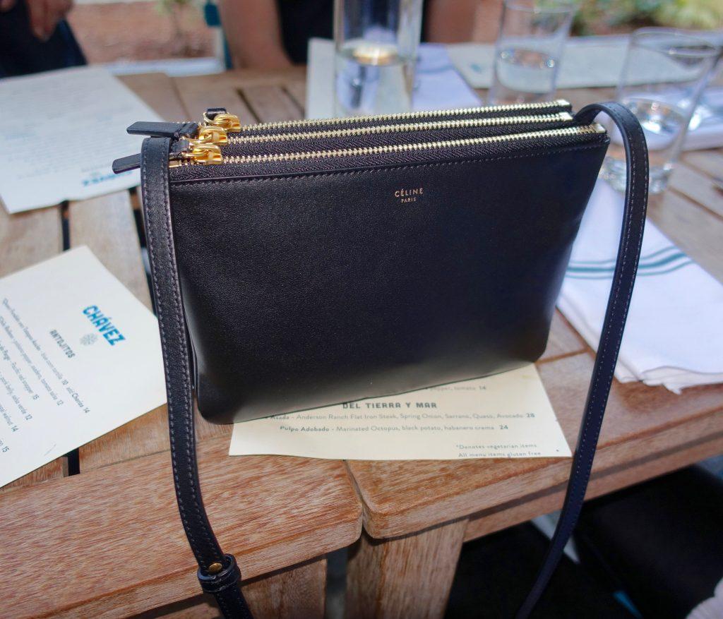 Céline mini crossbody bag