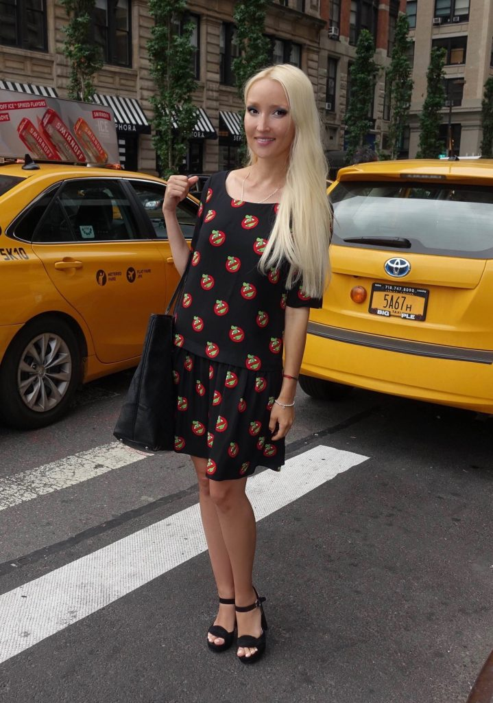 Liliya's #ootd for a perfect Saturday, 2