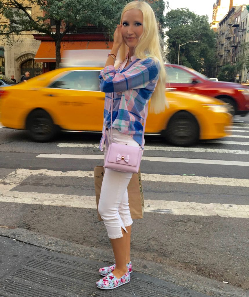 Liliya's outfit for a pain-free summer day, 1