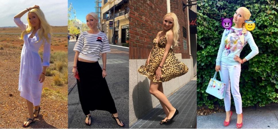 Liliya's outfits, 2016