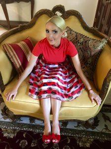 Liliya's southern belle #ootd