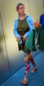 San Francisco leggings style