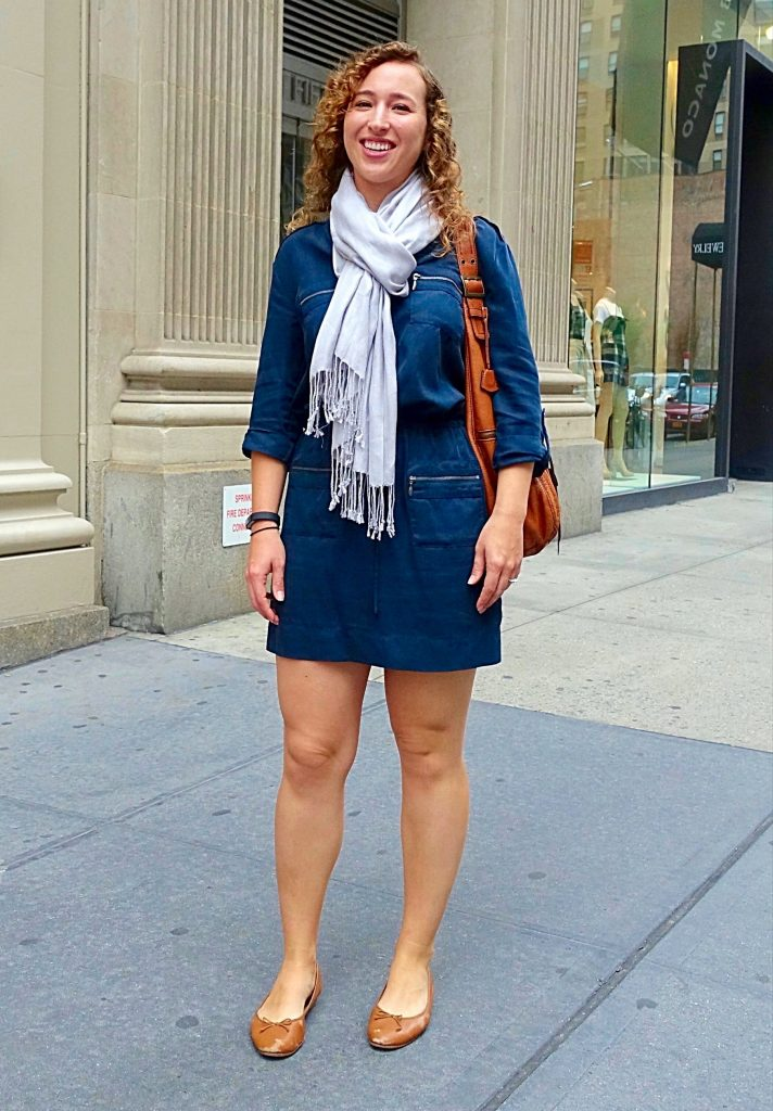Summer scarf street style, 1