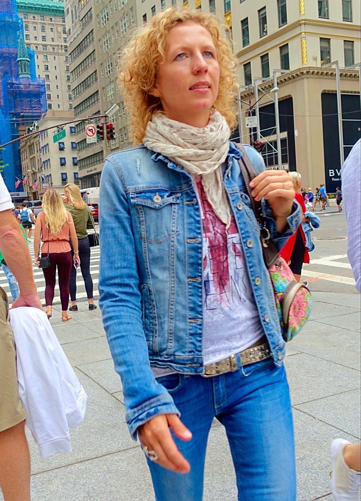 Summer scarf street style, 4