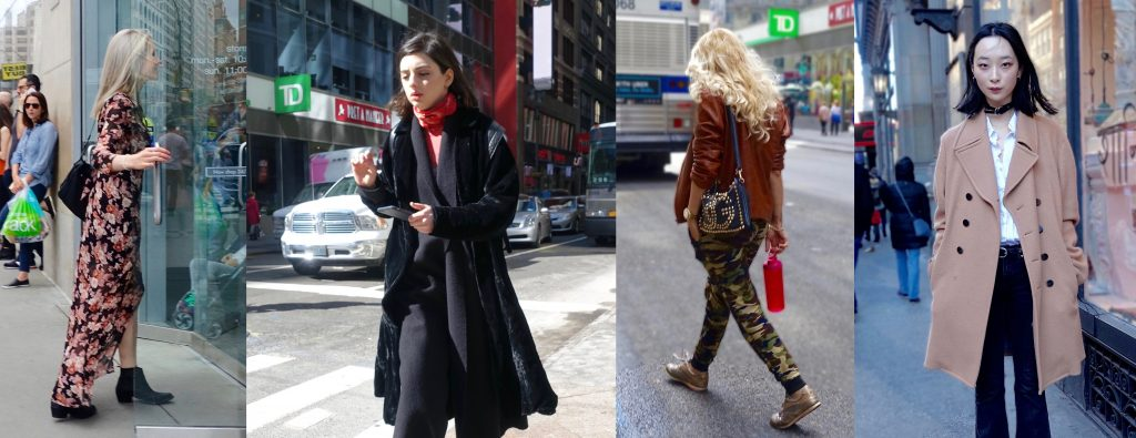 theSTYLetti street style roundup, NYC