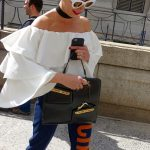 Fun street style for the Jeremy Scott show, 5