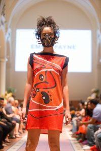 Emily Payne NYFW show, 1