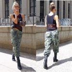 Fun street style for the Jeremy Scott show, 6