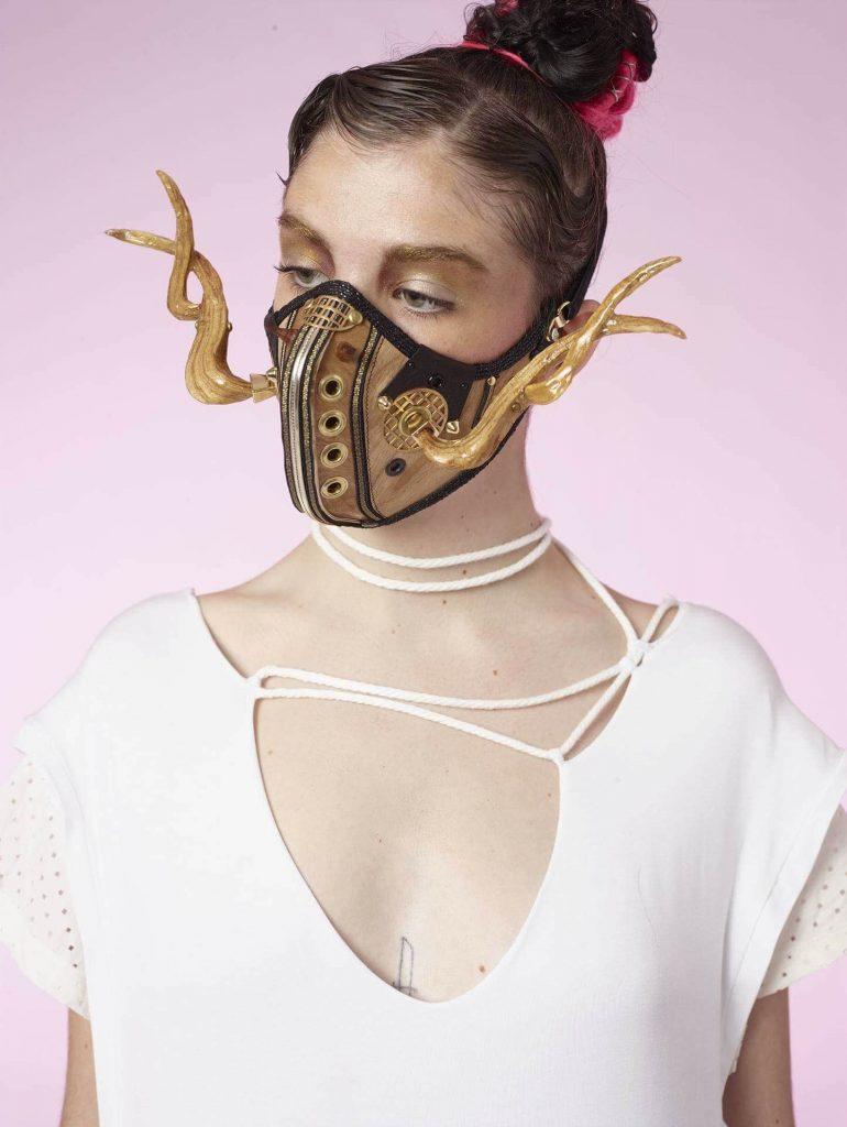 Lance Victor Moore mask