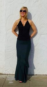 Mermaid skirt lok