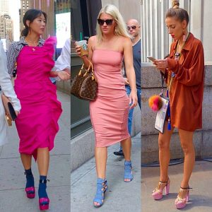 Trending: pink for fall
