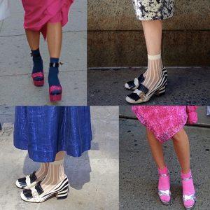 Ankle socks street style