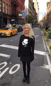 Liliya's ultimate New York style, 1