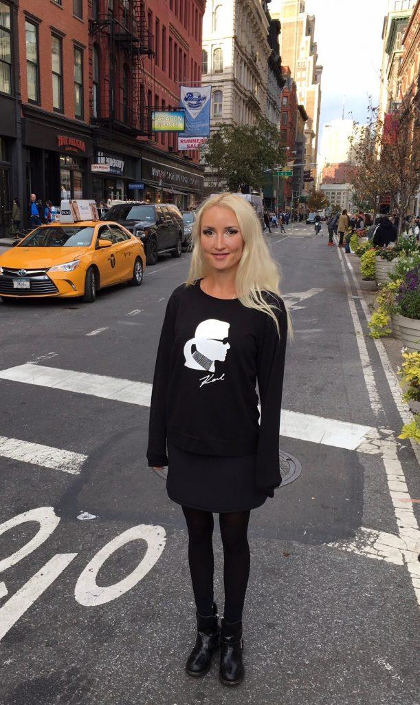 Liliya's ultimate New York style