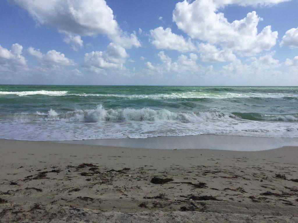 Waves at South Beach