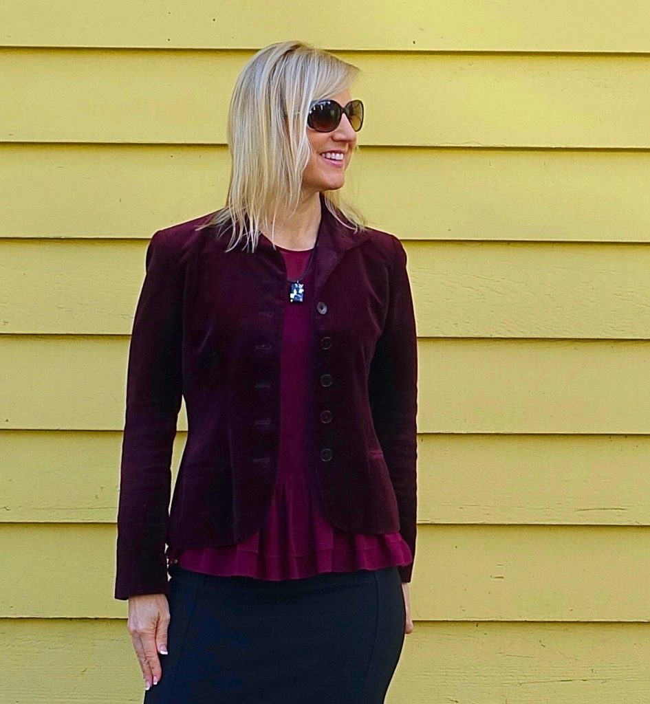 Fall-colored workwear
