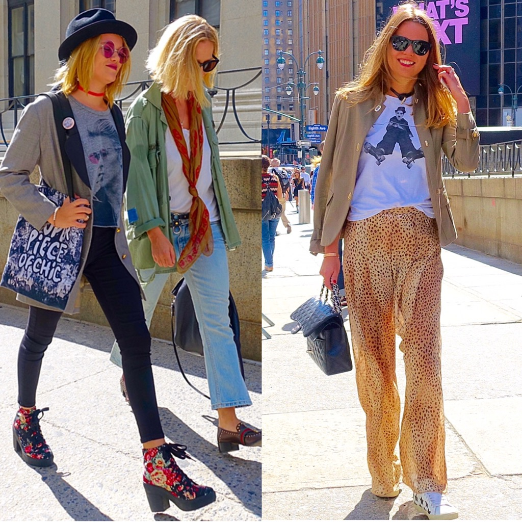 Graphic t-shirt street style, 7