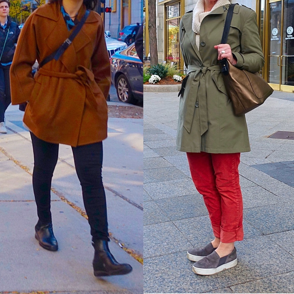 Boston fall street style, 3