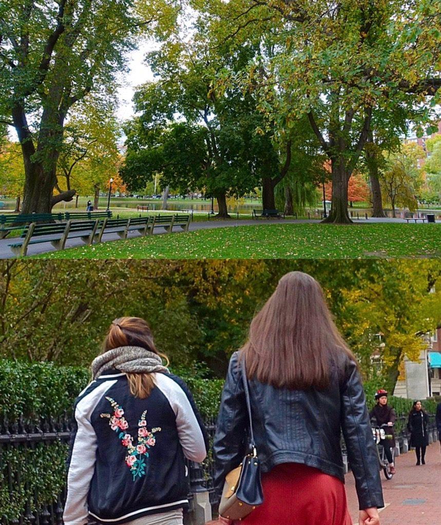 Boston fall street style, 2