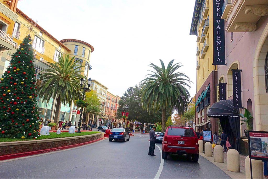 Santa Row, San Jose, California