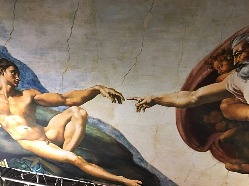 Michelangelo's Sistine Chapel exhibit in Dallas
