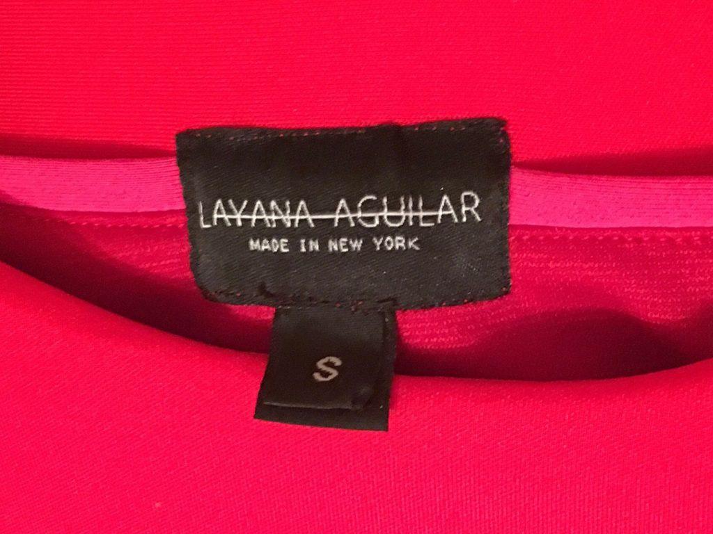 Layana Aguliar label