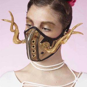 V.L.M. Nature Punk mask