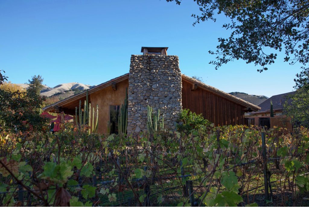 Georis Winery, Carmel Valley