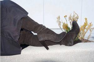 My OTK boots