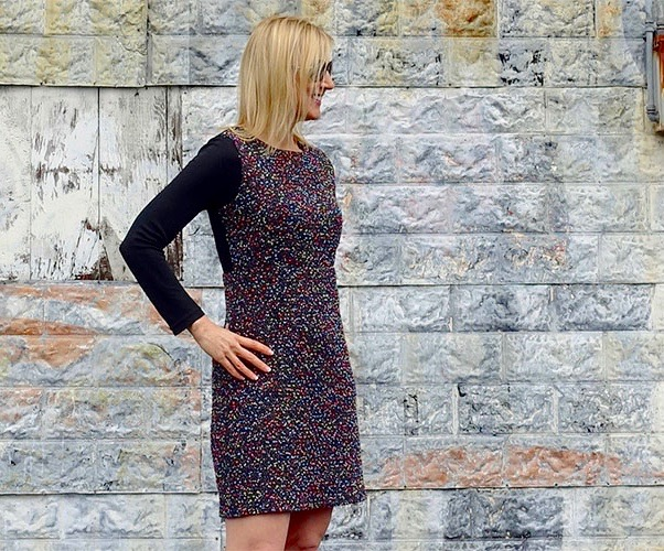 Shifty sheath dress #ootd