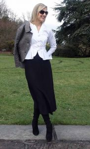 Pretty Anne Fontaine blouse