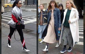 White shoes slider