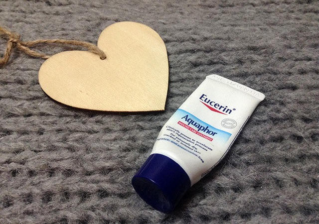 Eucerin Aquaphor cream