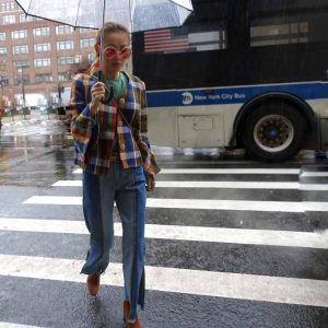 How to wear cropped pants - booties