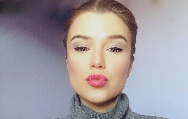 Julia's lip care routine