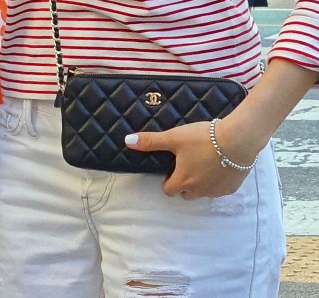 Mini Chanel bag