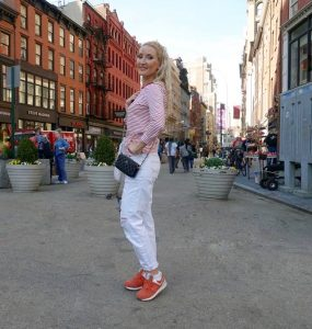 Liliya at Union Square