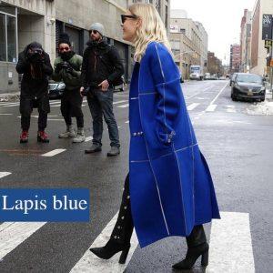 Pantone's Spring 2017 color: lapis blue