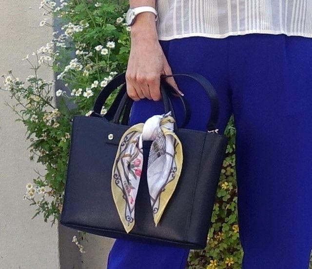 Furla handbag closeup