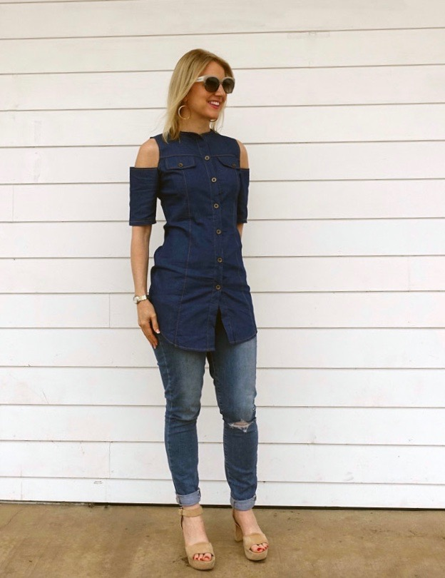 Denim and chambray
