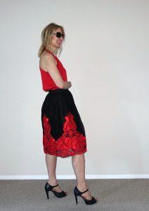 Feeling a flamenco vibe