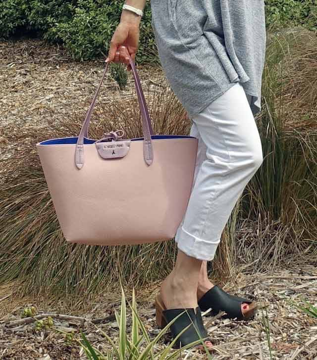 Shopping tote by Patrizia Pepe