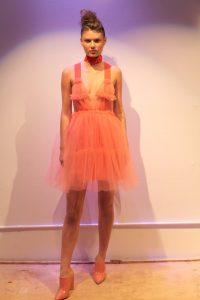 Flouncy One Love dress