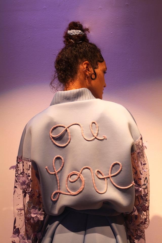 One Love jacket